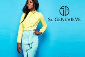 Genevieve's clothing line
