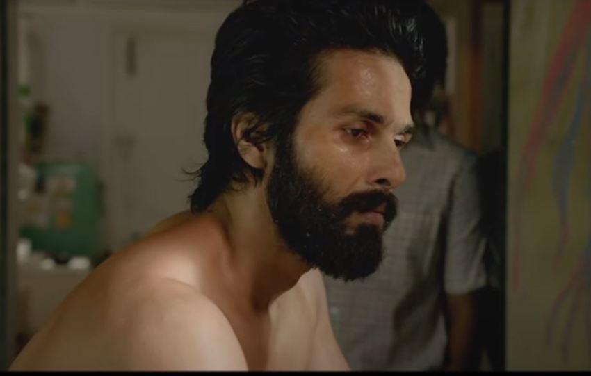 Shahid Kapoor Hairstyle in Kabir Movie