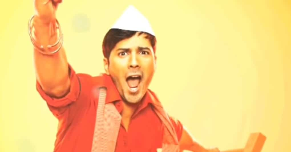 Varun Dhawan Hairstyle of all Popular Movie