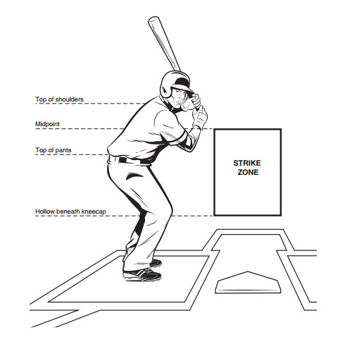 Negotiating the Strike Zone During a Major League Baseball