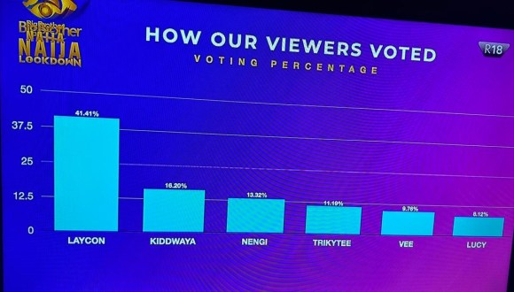 how viewers vote for their housemate