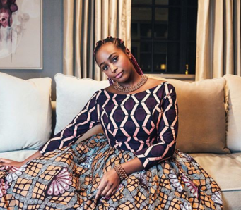 See viral photos of Nigerian lady who looks so much like DJ Cuppy