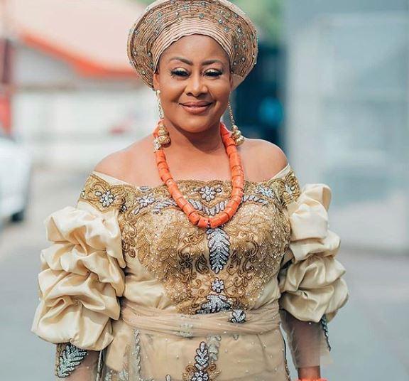 Nollywood veteran, Ngozi Ezeonu celebrates her 55th birthday today