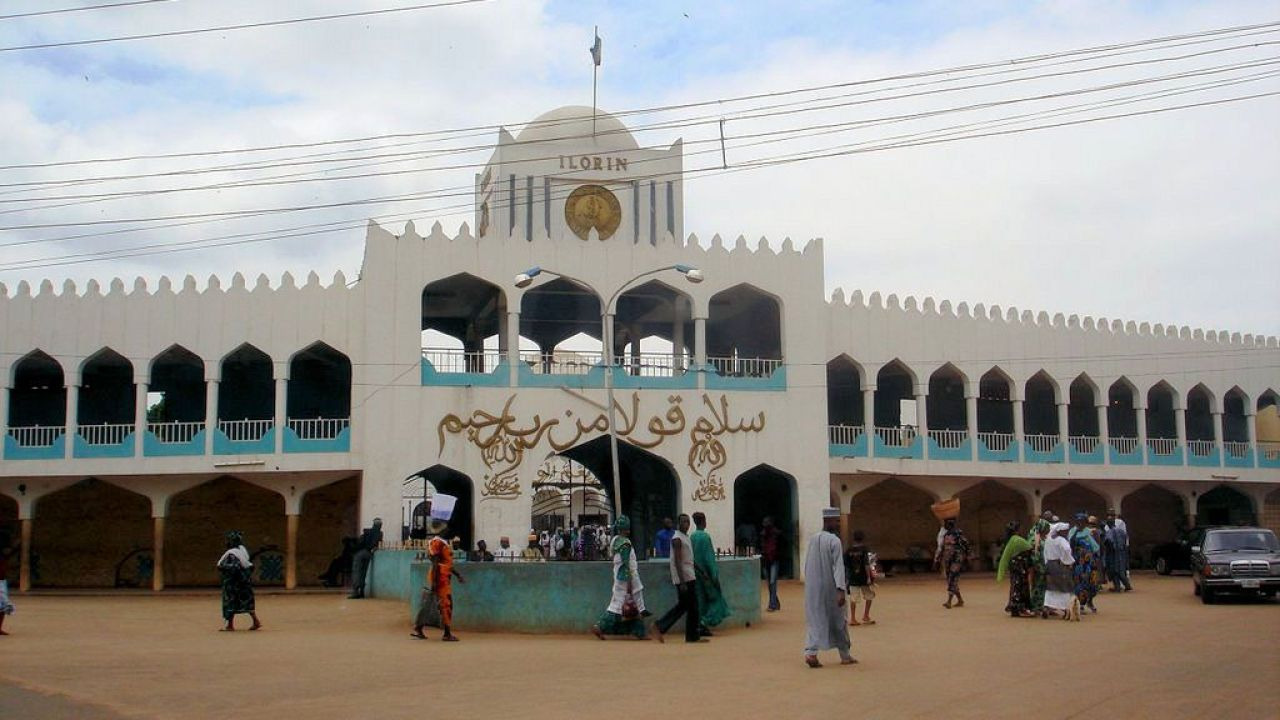 Image result for the Emir's Palace in Ilorin