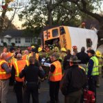 6 DEAD IN CHATTANOOGA ELEMENTARY SCHOOL BUS CRASH
