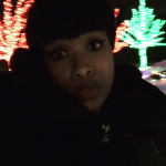 "I Spy: ""Can y'all believe I gave up Beverly Hills for this, HAPPY HOLIDAYS"" Jennifer Hudson! Instagram"