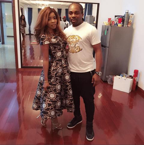 Linda Ikeji's sister got engaged
