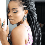 Laura Ikeji just got engaged to Ogbonna Kanu