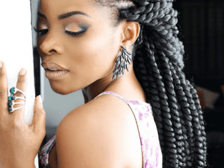 Laura Ikeji engaged to boyfriend Ogbonna Kanu