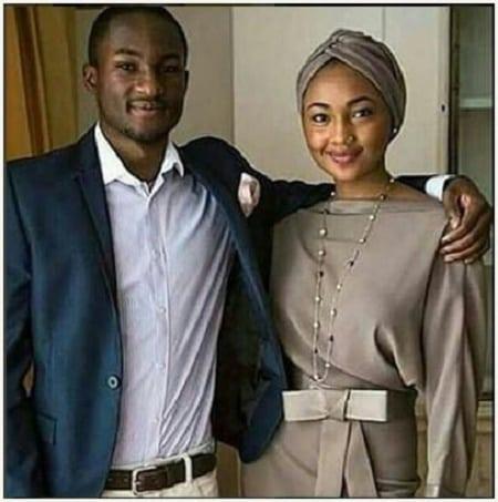 Zahra Buhari to wed billionaire's son Ahmed Indimi