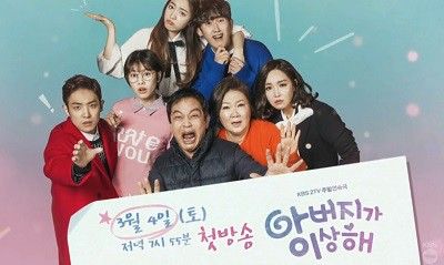 Father is Strange: Kim Hae Sook is a dedicated, responsible mother to his three daughters