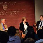 Academics Debate U.S-China Relations at Kennedy School