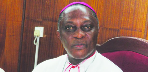 Archbishop of Lagos, most Rev. Alfred Adewale Martins