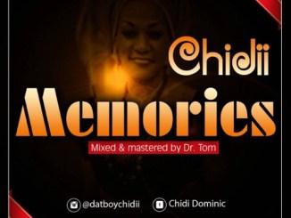 memories - Chidii