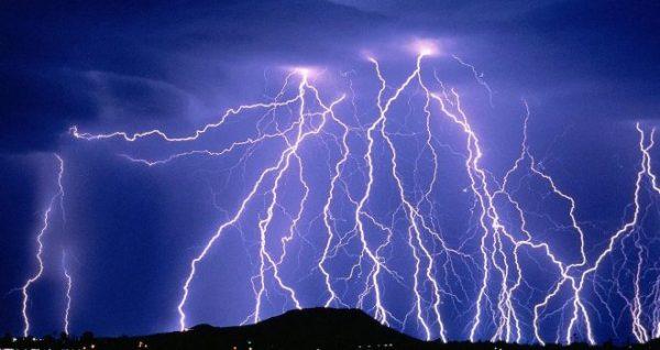 KILLER THUNDER BOLT: 10 boys struck dead by lightning