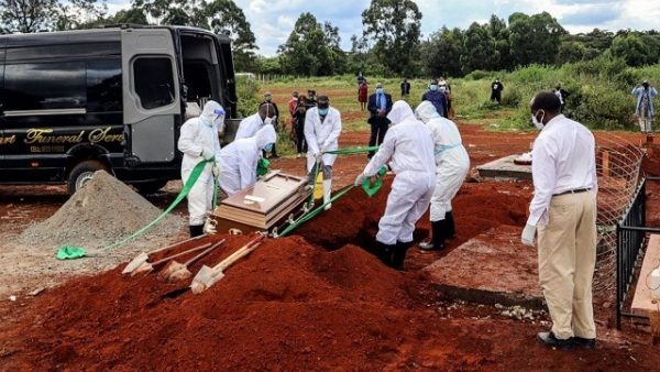 14 Ugandans die from Coronavirus in a day