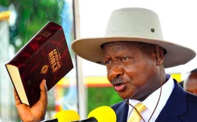 Tibuhaburwa's swearing in program released as Bobi Wine runs to court