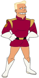Captain Zapp Brannigan
