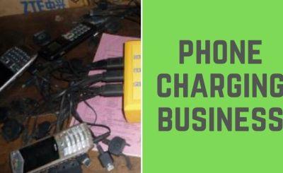 Phone Charging Business in Nigeria