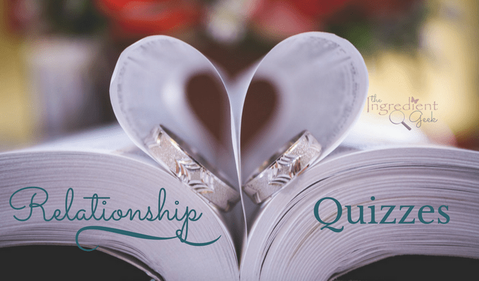 What Are Some Great Relationship Quizzes?