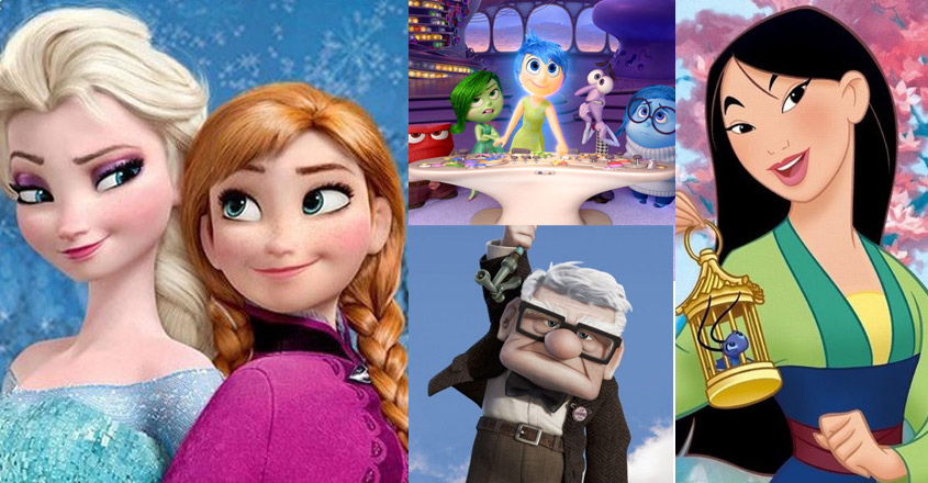 5 Animated movies based on real life which are must to watch