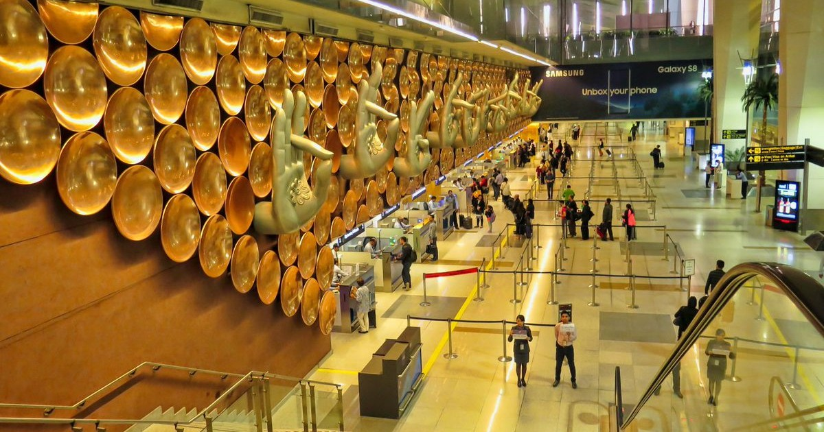 Delhi Airport Emerges Second Safest Globally On COVID-19 Related Safety : DIAL