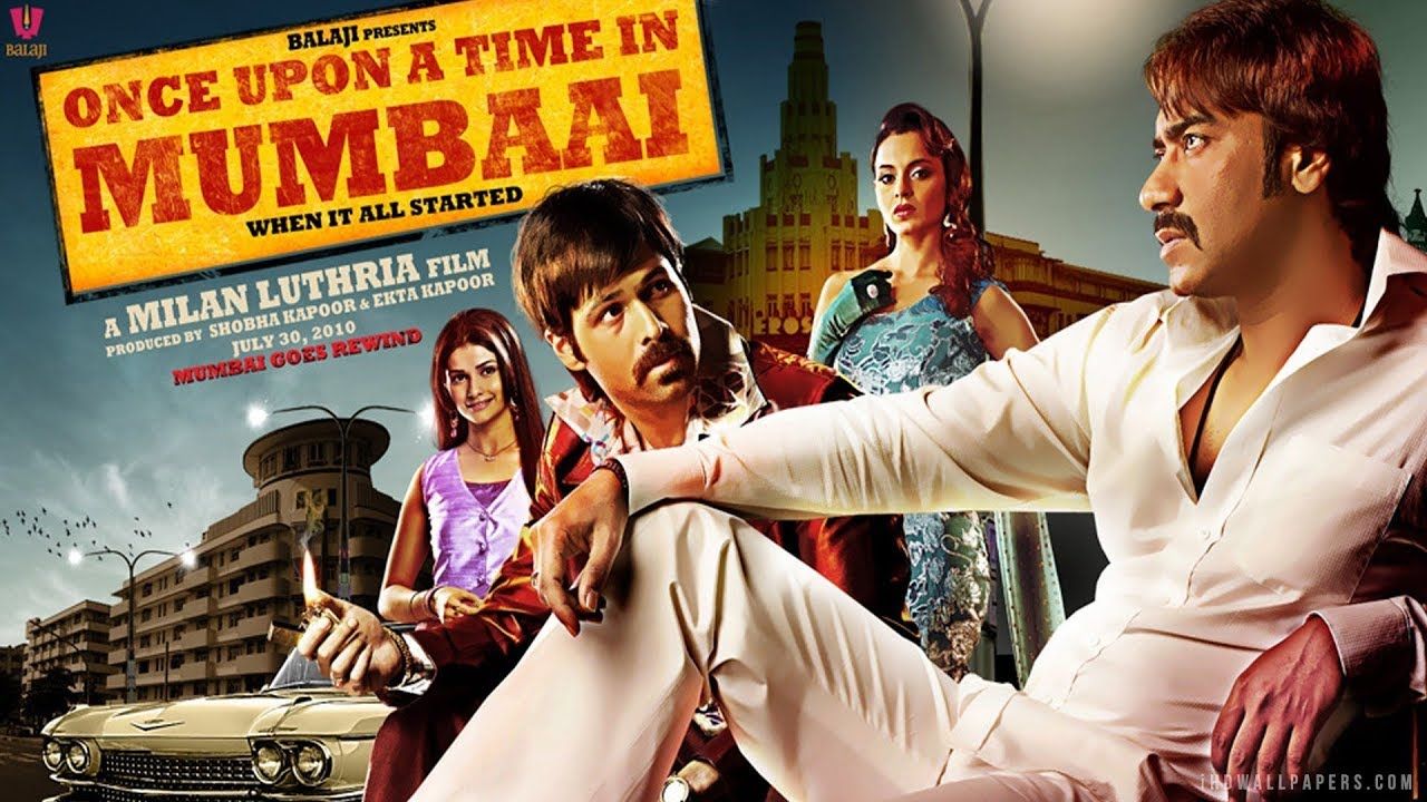 Throwback to Best Bollywood Gangsta Movie ever made:  Once Upon A Time In Mumbai