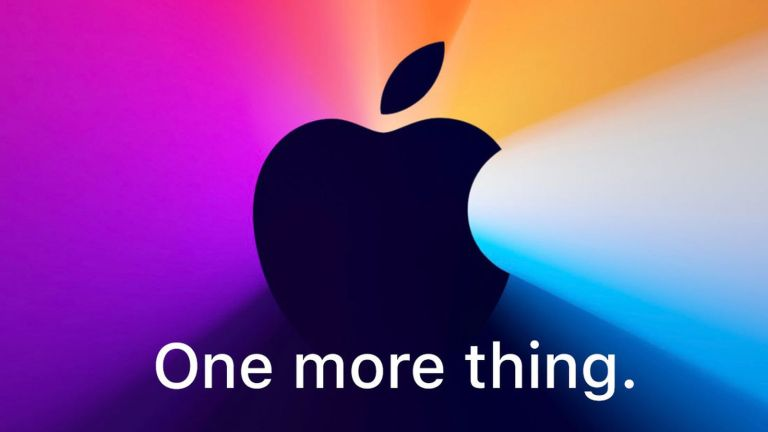 Apple Announces  'One More Thing' Event For November 10