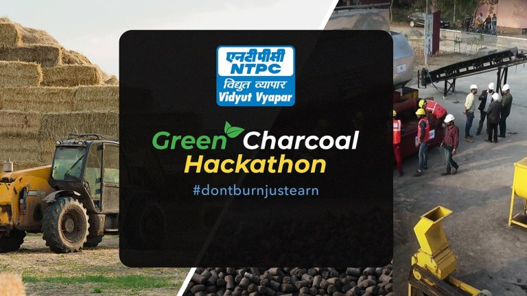 Govt Launches 'Green Charcoal Hackathon' Launched To Reduce Carbon Footprint