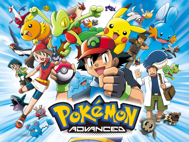 List of all Pokemon Seasons Aired ever on TV