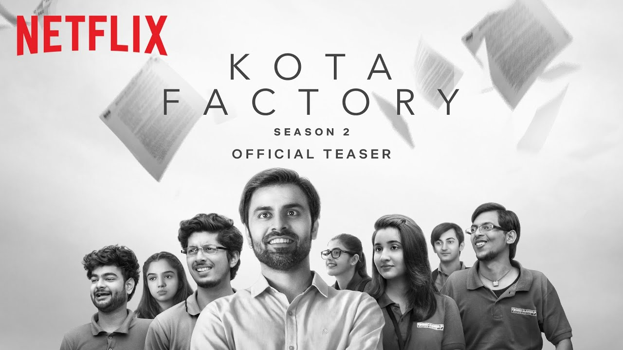 Kota Factory 2 Official teaser out | Watch Here| Netflix India