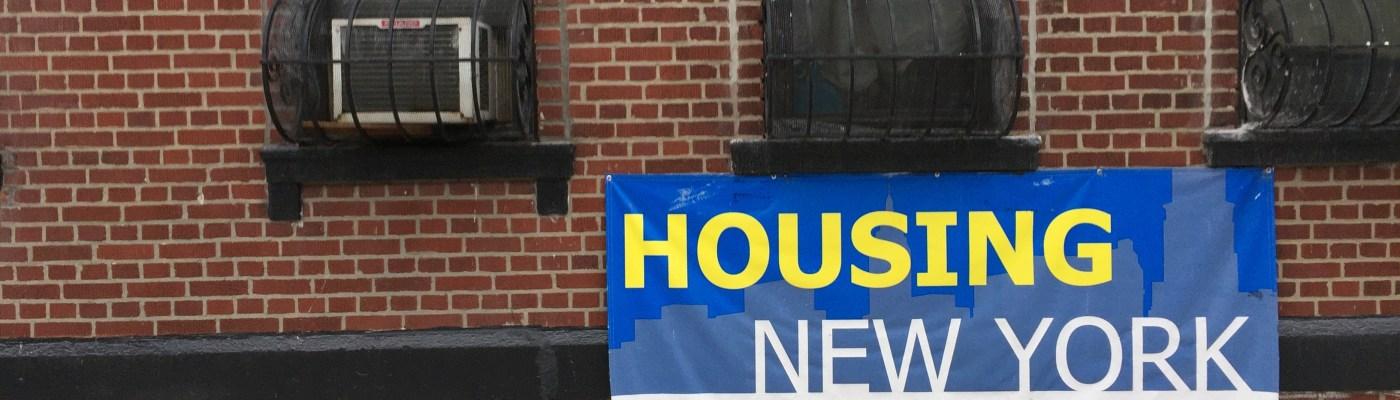 housing banner