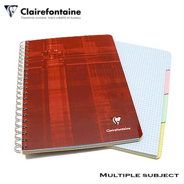 Clairefontaine Multiple Subject