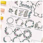 How To Doodle Plants And Flowers The Ink Inquisition