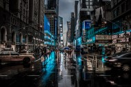 NY Blue Blues by Nigel3