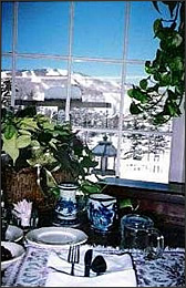 View of Mount Snow at the Inn