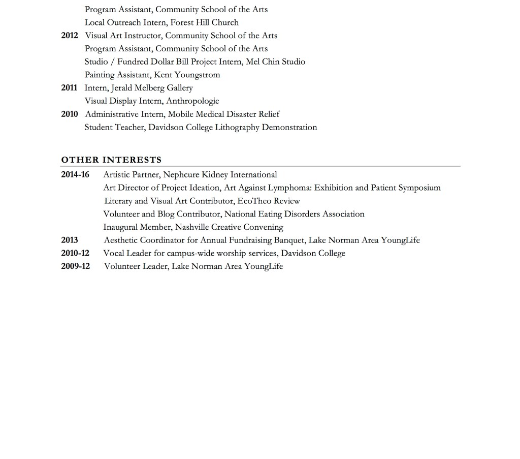 Secretary Resume Example Sample Nursing Resume