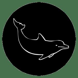 the inner dolphin logo