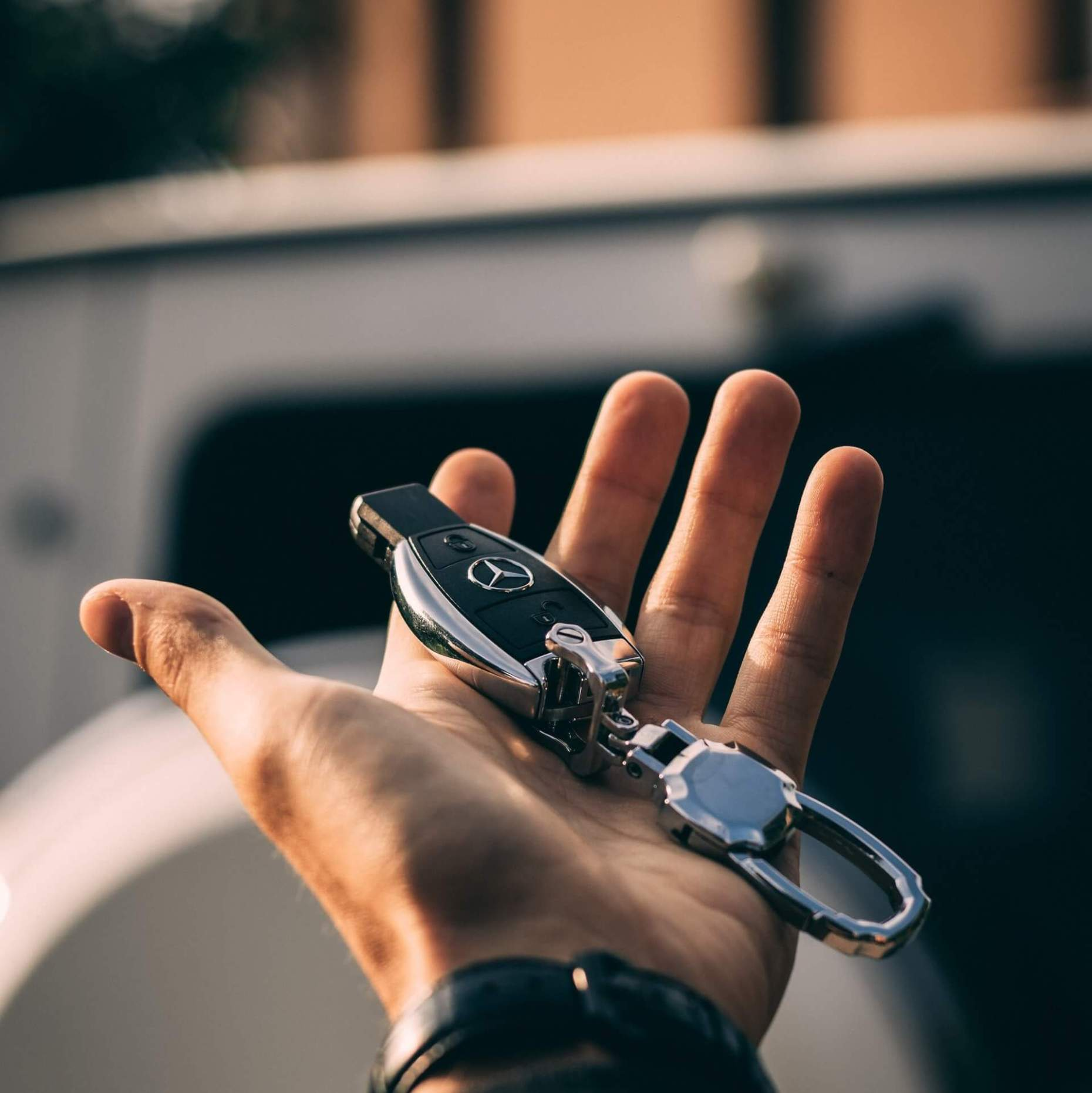 car keys to explain how we find our keys when were looking for them and optimism bias