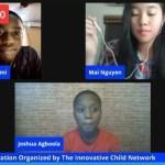 Covid response Virtual Children's Day Celebration