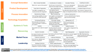 Enterprise Innovation Audit Maturity Canvas Detailed Guide