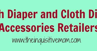 Cloth Diaper and Diaper Accessories Retailers