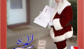 Add Santa or Rudolph to your Christmas Photo for Free