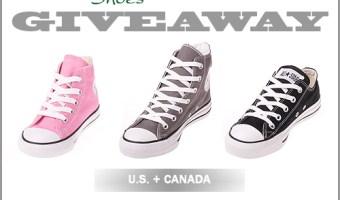 Zelenshoes.com #WinConverse Giveaway | 2 Winners