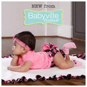 Babyviille Boutique New Fabrics #4thTimeBabyShower