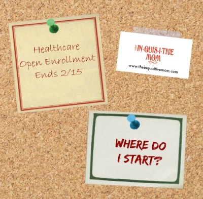 Healthcare Open Enrollment: Where Do I Start?