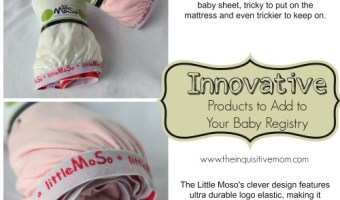 2 Innovative Products to Add to Your Baby Registry