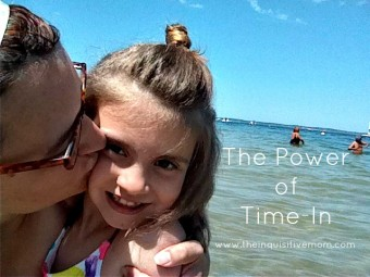 Positive Parenting: The Power of Time In