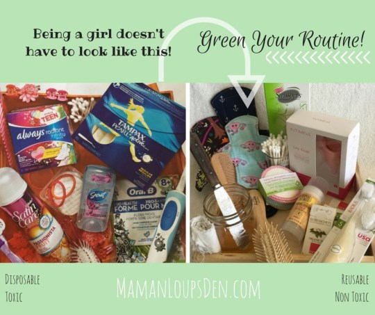 Green Your Routine Giveaway