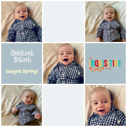 OshKosh B 'Gosh Imagine Spring The Inquisitive Mom
